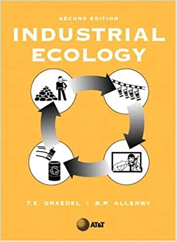 Industrial Ecology 2nd Edition Thomas E Graedel Braden