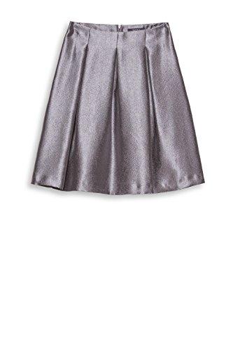 ESPRIT Jupe Femme Gris 030 Collection Grey OTrwgqOxH