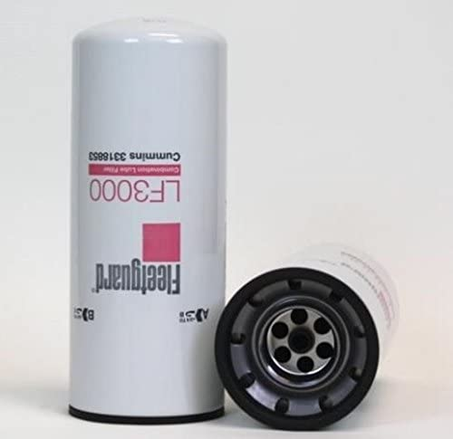 2 pack Fleetguard LF3639 Lube Filter