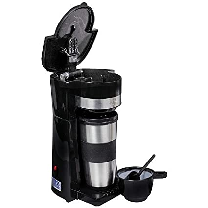 Amazoncom Living Solutions Single Serve Coffee Maker By Living