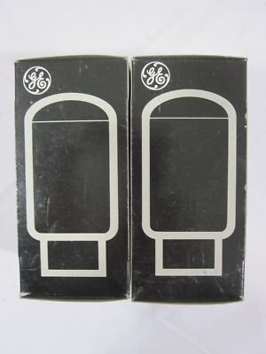 (NOS General Electric GE CAR Projection Lamps 150W 2pack )