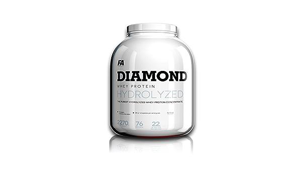 FA Diamond Whey Protein Hydrolised 2.27kg Vainilla