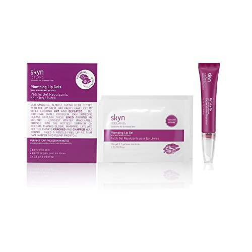 skyn ICELAND Plumping Lip Gels and Berry Fix, 2 ct. - Lip Plumping Gel