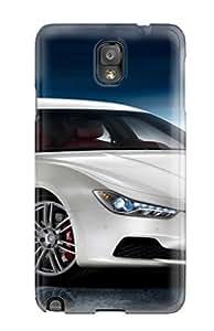 For Galaxy Note 3 Premium Tpu Case Cover Maserati Ghibli 4 Protective Case