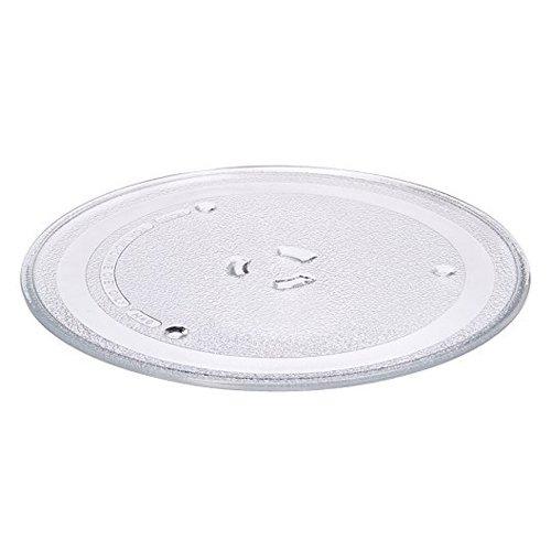 G.E. apta para microondas de cristal Tocadiscos placa/bandeja 10 ...
