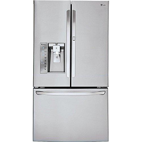 LG LFXS30766S Refrigerator Capacity Stainless