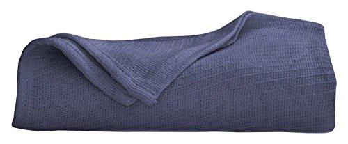 Martex Cotton Woven Blanket, Twin, ()