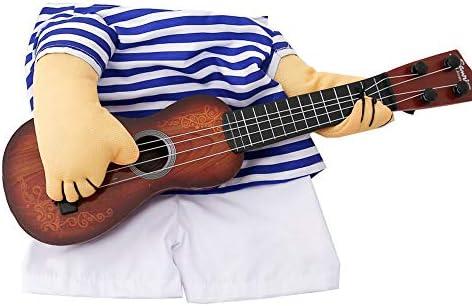 Disfraz de Guitarra para Mascotas: Disfraz de Perro, Ropa ...