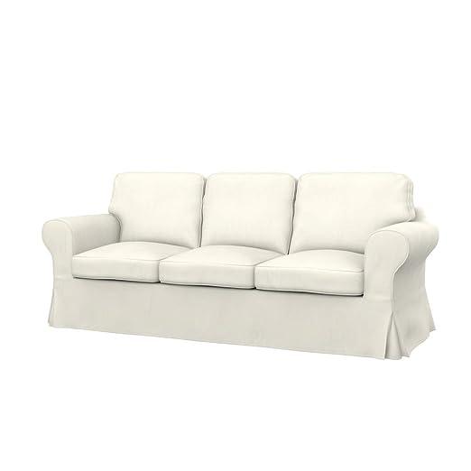 Soferia - Funda de Repuesto para sofá Cama IKEA EKTORP de 3 ...