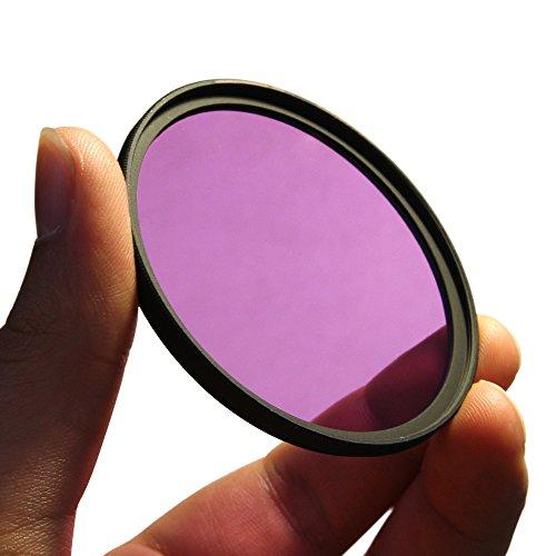 FLD Fluorescent Natural Light Color Correction Filter for Nikon AF-S NIKKOR 58mm f/1.4G Lens