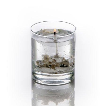 Stoneglow Candle Silver Birch Gel Tumbler