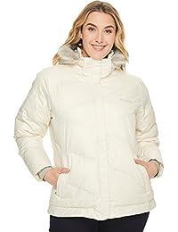Columbia Women's Plus Sizesnow Eclipse Jacket Size, Chalk, 3X
