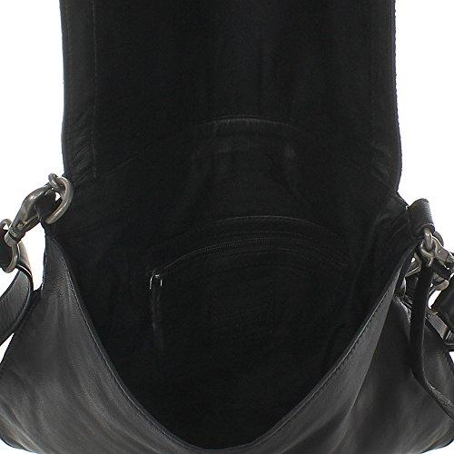 Tyoulip Sisters, Borsa a spalla donna nero nero