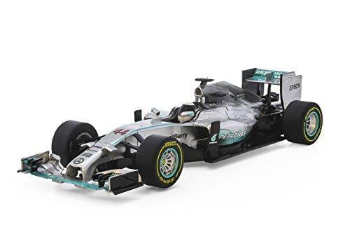 Scalextric C3706 Mercedes Formula One 2015 Petronas Lewis Ha