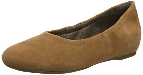 Flats Wedge Beige Women's Rockport 20mm Hidden Total Coconut Ballet Suede Motion nP0qXRw0