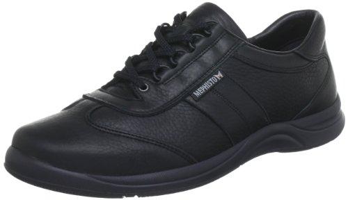Schwarz Herren Mephisto Black Sneakers WILD Hike P5102784 nAfETXHf