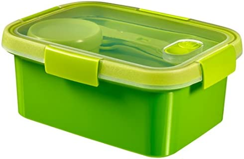 Curver - hermético Smart To Go Lunch Kit Rectangular 1,2L. - Con ...