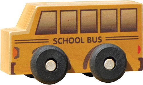 (Scoots-School Bus - Made in USA)
