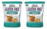 Miltons Craft Bakers Gluten-Free Baked Crackers, Crispy Sea Salt, 4.5 Ounce (Pack of 2) …