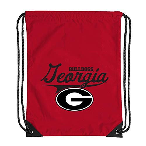 NCAA Georgia Bulldogs Team Spirit Backsack