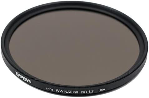 Tiffen 55mm Natural Full Spectrum Neutral Density 1.2 Filter