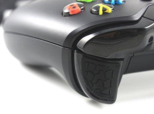 Snakebyte Trigger Treadz - Original 4-Pack for (Xbox One) - Anti Slip Trigger Rubbers - Finger Grips - Xbox One… 4