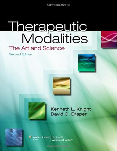 1451102941 - Therapeutic Modalities: The Art and Science