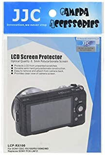 Fotasy LCDRX100 Optical LCD Screen Protector for Sony RX100 (Clear) (B008SMSDYC) | Amazon price tracker / tracking, Amazon price history charts, Amazon price watches, Amazon price drop alerts