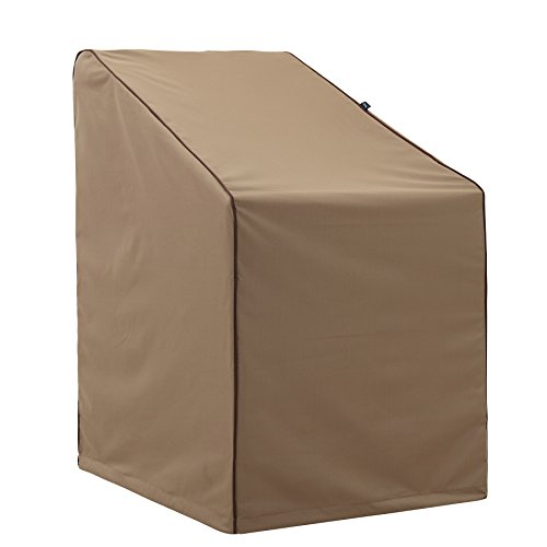 Finnhomy Outdoor Patio Chair Cover High Back Waterproof Large Outdoor Furniture Cover Weather/Fade Resistant, 36