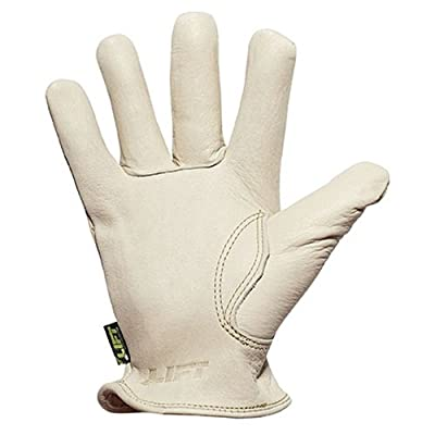LIFT Safety Seconds Gloves (Off-White)