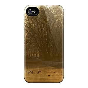 RoccoAnderson Cases Covers For Iphone 6 - Retailer Packaging Ducks In The Mist Protective Cases