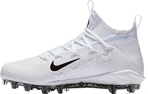 Lacrosse White Men's Black 6 Cleats Huarache Elite NIKE qn47vwR1x