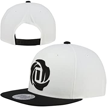 adidas D Rose Snapback Hat Black  Amazon.co.uk  Sports   Outdoors d811aee7f8b8