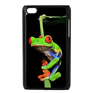 TOSOUL Phone Case Frog,Customized Case For Ipod Touch 4