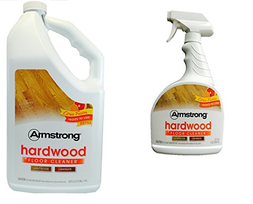Armstrong 64+32 fl oz Hardwood Floor Cleaner Citrus Fusion (Combo (Armstrong Cleaner)