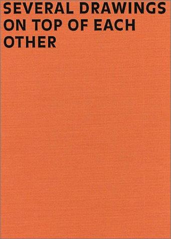 Read Online Mark Manders: Several Drawings on Top of Each Other ebook