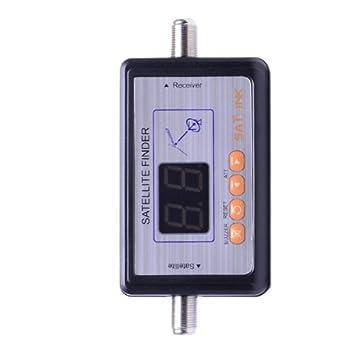 デジタル衛星ファインダー メーター 信号ポインター SATV 強度 方向 調整