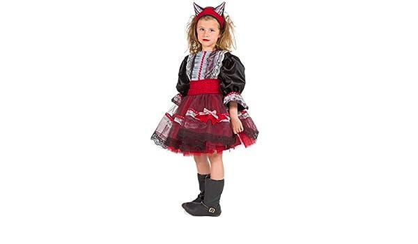 Disfraz de Diablesa para Niña: Amazon.es: Juguetes y juegos