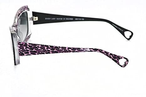 Amazon.com: Betsey Johnson Shady Lady bj0108 Gafas de sol Bj ...