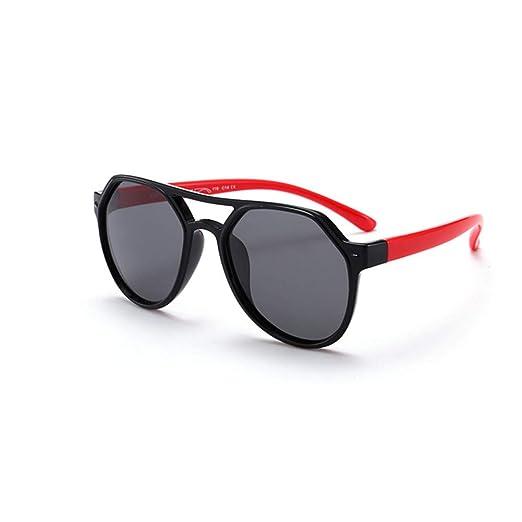 She charm Gafas de Sol para niños, Gafas de Sol de Silicona ...