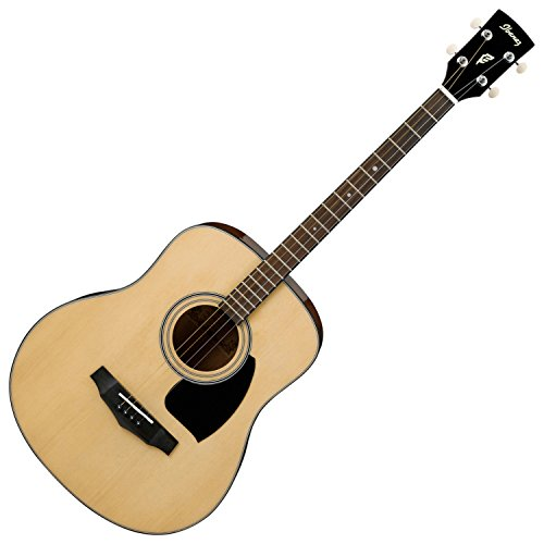 Ibanez Performance PFT2-NT Mini Dreadnought Acoustic Tenor Guitar ()