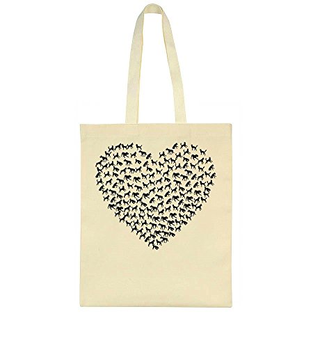 Idcommerce Many Heart Made Dogs Bag Of Tote ZB6Zxwrq