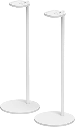 Pair of Sonos Stands for One and Play 1 White