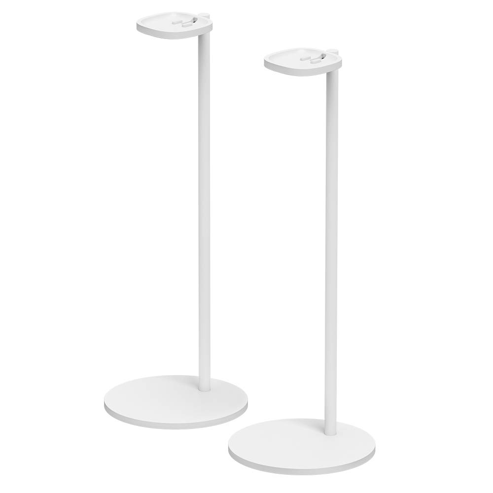 Pair of Sonos Stands for One and Play:1 (White) by Sonos