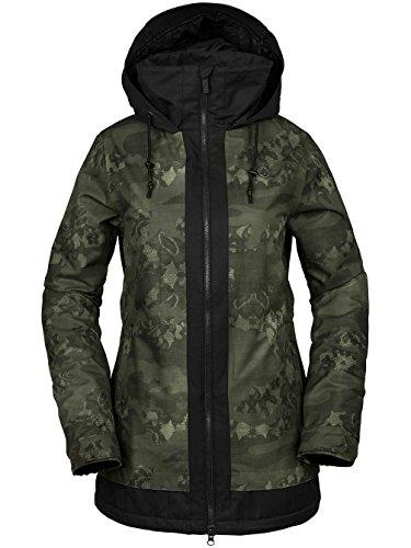 Camouflage De Femme Volcom Vert Ins Veste snow Ski Westland w6q0qPE