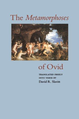 The Metamorphoses of Ovid (Ovid Metamorphoses Best Translation)