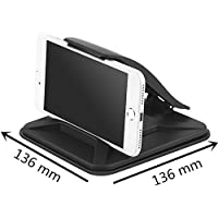 Cell Phone Holder for Car, Vodool Dashboard Car Phone Mount for iPhone 8 / 8 Plus / X / 7 / 7 Plus,Samsung Galaxy S8 / S8 Plus / Note 8 / S7 / S7 edge and 3-7 inches Smartphone or GPS Devices