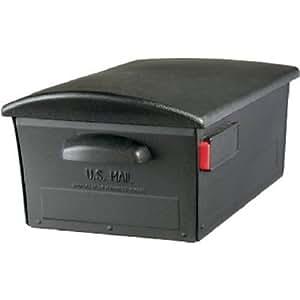Solar Group RSKB0000  Curbside Locking Mailbox