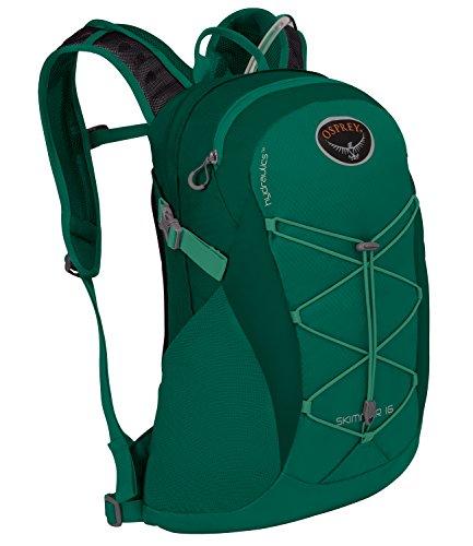 Osprey Packs Women's Skimmer 16 Hydration Pack, Jade Green