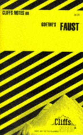 Faust, Parts 1 and 2 (Cliffs Notes)